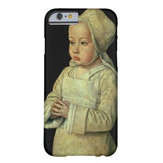 Retrato de Susana de 1491-1521) daughte de Borbón Funda Barely There iPhone 6