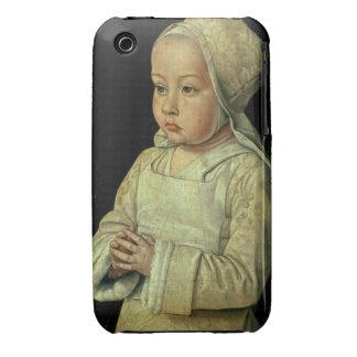Retrato de Susana de 1491-1521) daughte de Borbón Funda Bareyly There Para iPhone 3 De Case-Mate