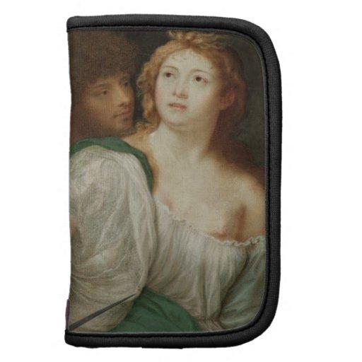 Retrato de Tarquin y de Lucretia Planificadores
