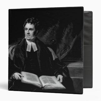 """Retrato de Thomas Arnold Carpeta 1 1/2"""""""