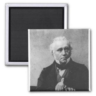 Retrato de Thomas Babington Macaulay Imán Cuadrado