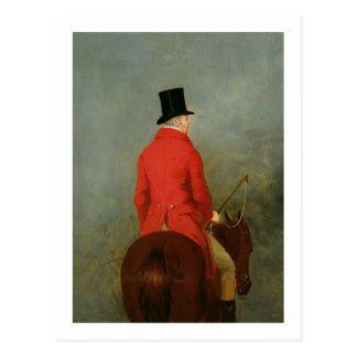 Retrato de Thomas Cholmondeley, primer señor Tarjetas Postales