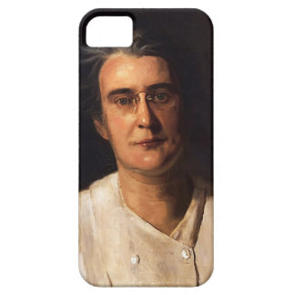 Retrato de Thomas Eakins- de Lucy Langdon Wilson iPhone 5 Funda