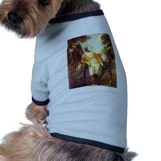 Retrato de Thomas Gainsborough- de St. Leger de Ju Ropa De Mascota