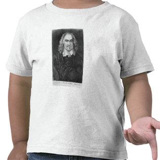 Retrato de Thomas Hobbes Camisetas