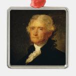 Retrato de Thomas Jefferson Adorno Para Reyes