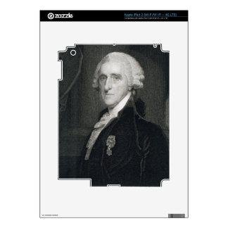 Retrato de Thomas McKean, grabado por Thomas B.W iPad 3 Skins