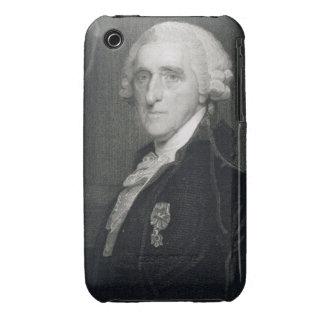 Retrato de Thomas McKean, grabado por Thomas B.W iPhone 3 Case-Mate Carcasas