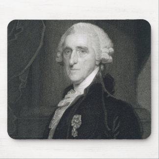 Retrato de Thomas McKean, grabado por Thomas B.W Tapetes De Ratones