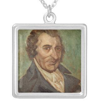 Retrato de Thomas Paine Grimpolas Personalizadas