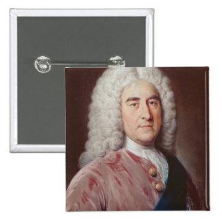 Retrato de Thomas Pelham Holles Pin Cuadrado