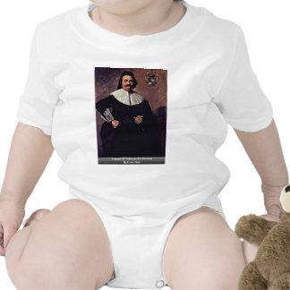 Retrato de Tieleman Roosterman de Francisco Hals Trajes De Bebé