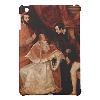 Retrato de Titian- de papa Paulo III