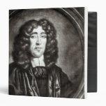 Retrato de Titus Oates grabado por R. Thompson