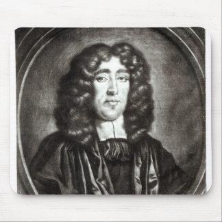 Retrato de Titus Oates grabado por R. Thompson Alfombrillas De Raton