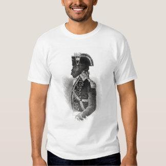 Retrato de Toussaint L'Ouverture Polera