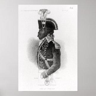 Retrato de Toussaint L'Ouverture Póster