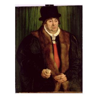 Retrato de un aristócrata de Munich, 1559 Postales