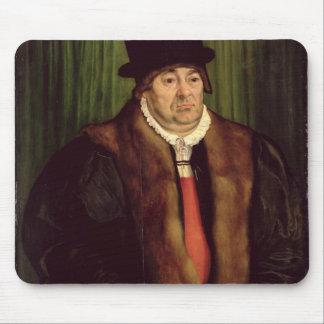 Retrato de un aristócrata de Munich, 1559 Tapete De Ratón