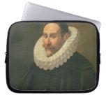 Retrato de un caballero, 1578 mangas computadora