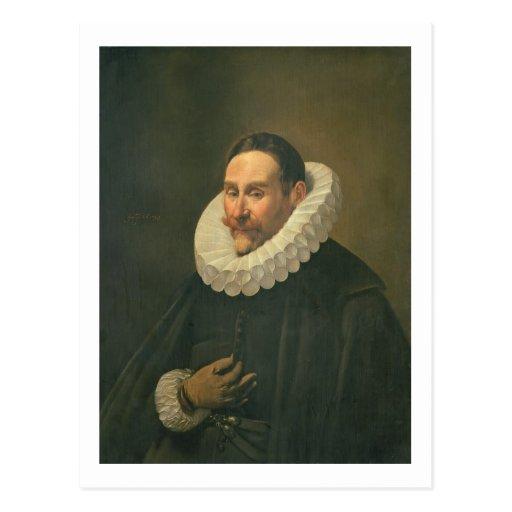 Retrato de un caballero, 1578 tarjetas postales