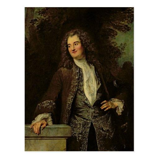 Retrato de un caballero, o retrato de Jean Postales