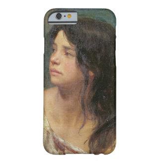 Retrato de un chica oscuro-haired, 1867 funda barely there iPhone 6