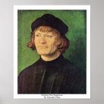 Retrato de un clérigo de Albrecht Dürer Impresiones