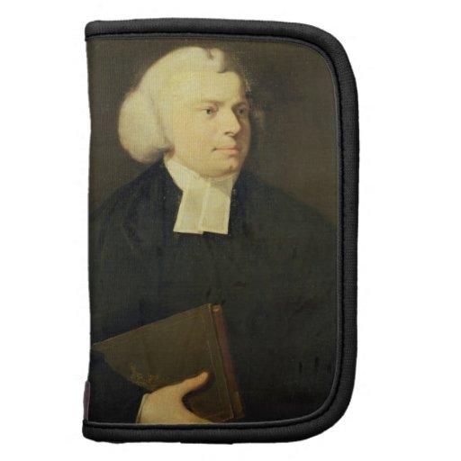Retrato de un clérigo organizadores
