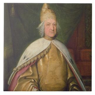 Retrato de un dux (aceite en lona) teja
