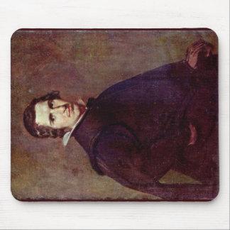 Retrato de un español joven de Diego Velázquez Alfombrillas De Ratón