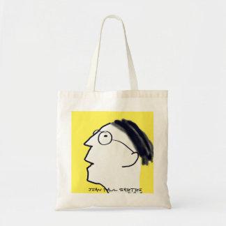 Retrato de un existencialista bolsa tela barata
