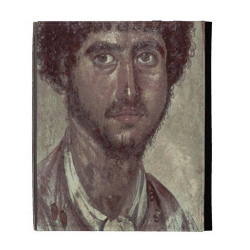 Retrato de un Griego, de Fayum, Romano-Egipcio,