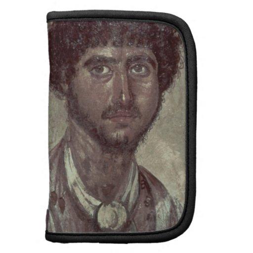 Retrato de un Griego, de Fayum, Romano-Egipcio, Planificadores