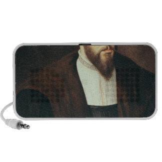 Retrato de un hombre 1549 altavoces