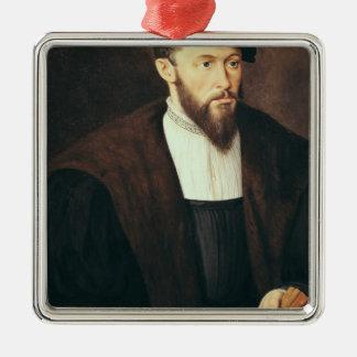 Retrato de un hombre 1549 adornos de navidad