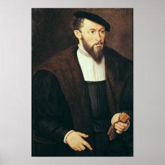 Retrato de un hombre 1549 posters
