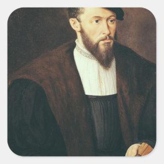 Retrato de un hombre 1549 pegatinas