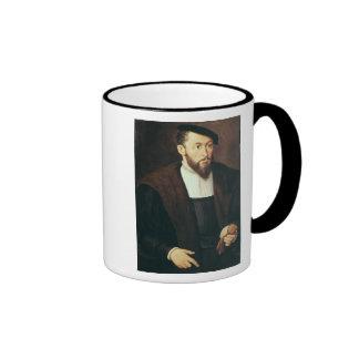 Retrato de un hombre, 1549 tazas de café