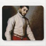 Retrato de un hombre c.1570 alfombrilla de ratones