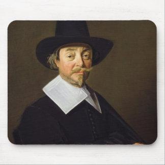 Retrato de un hombre, c.1643-45 alfombrilla de ratones