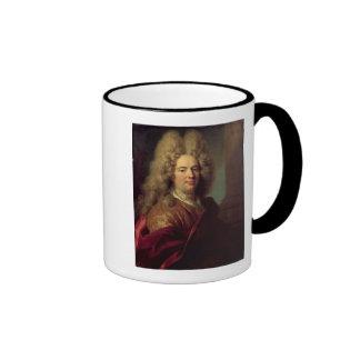 Retrato de un hombre, c.1715 taza de café