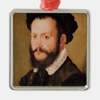 Retrato de un hombre con el pelo de Brown, c.1560 Ornamento Para Reyes Magos