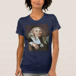¿Retrato de un hombre con el pelo rubio largo Camisetas