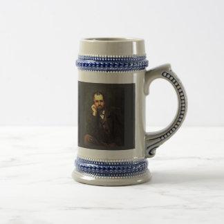 Retrato de un hombre de Paul Cézanne (la mejor cal Taza De Café