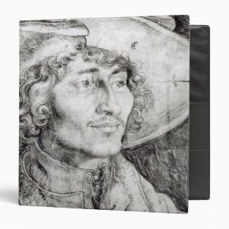 """Retrato de un hombre desconocido, 1521 carpeta 1 1/2"""""""