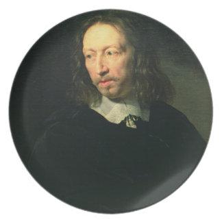 Retrato de un hombre, posiblemente de Roberto Arna Plato