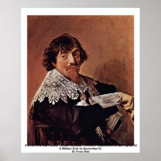 Retrato de un hombre posiblemente Nicolaes Póster