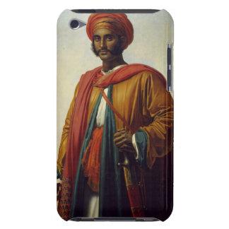 Retrato de un indio funda para iPod