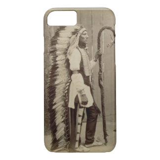 Retrato de un nativo americano de 'Buffalo Bill Funda iPhone 7